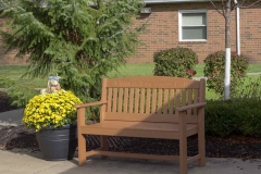 Andover-Village-bench